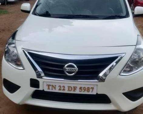 Nissan Sunny XL Diesel, 2017, Diesel MT for sale in Chennai