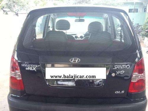 Hyundai Santro Xing GLS 2008 MT for sale in Chennai