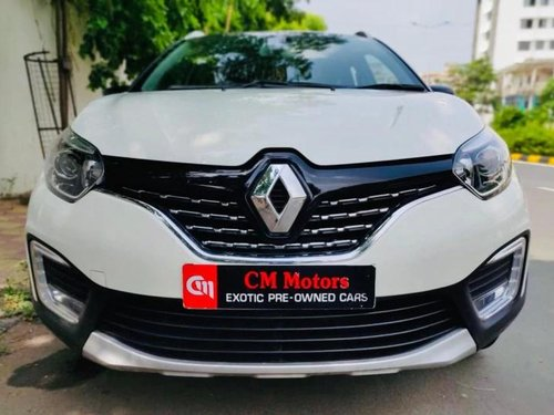 2019 Renault Captur 1.5 Petrol RXT MT for sale in Ahmedabad