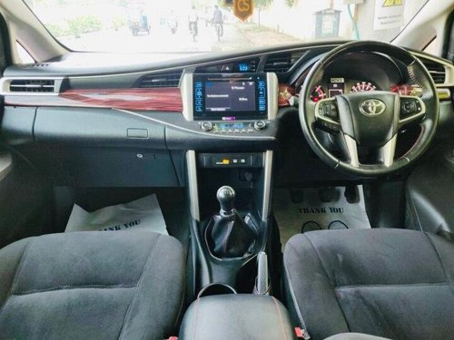2017 Toyota Innova Crysta Touring Sport 2.4 MT for sale in Ahmedabad