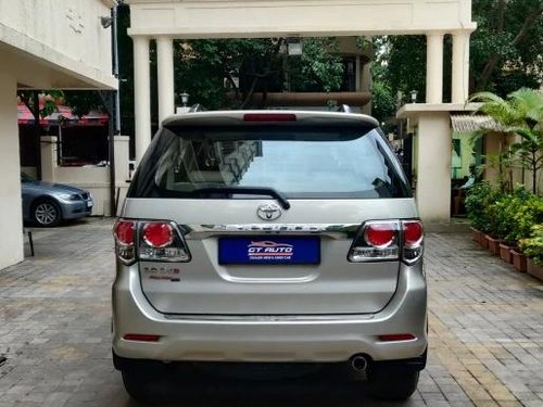 2013 Toyota Fortuner 4x4 MT for sale in Thane