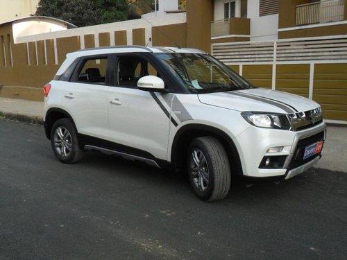 Maruti Vitara Brezza ZDi Plus 2016 MT for sale in Bangalore