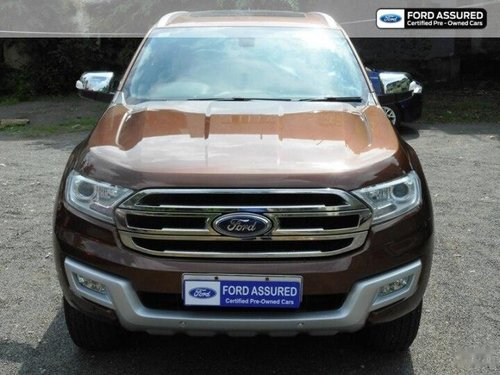 2017 Ford Endeavour 3.2 Titanium AT 4X4 for sale in Chennai