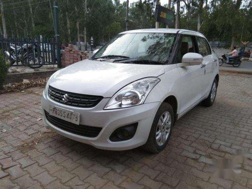 Maruti Suzuki Swift Dzire ZXI, 2013, Petrol MT for sale in Pathankot