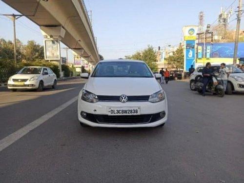 2014 Volkswagen Vento 1.6 Comfortline MT for sale in New Delhi