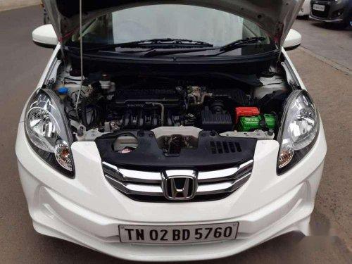 Honda Amaze 1.2 SMT I VTEC, 2016, Petrol MT for sale in Chennai