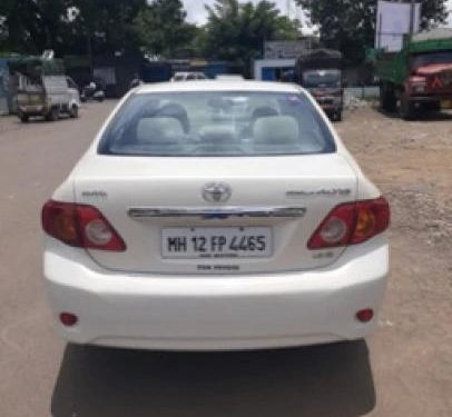 Used 2009 Toyota Corolla Altis G MT for sale in Pune
