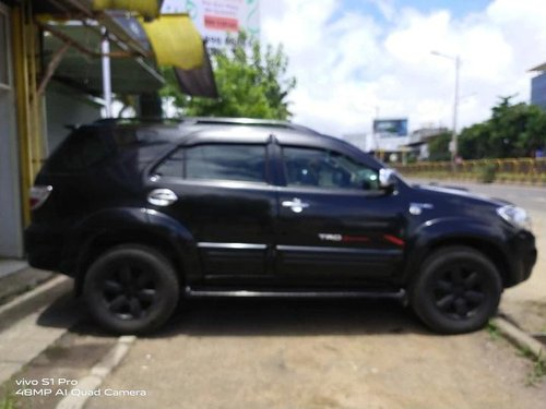 Used 2009 Toyota Fortuner 4x4 MT for sale in Pune