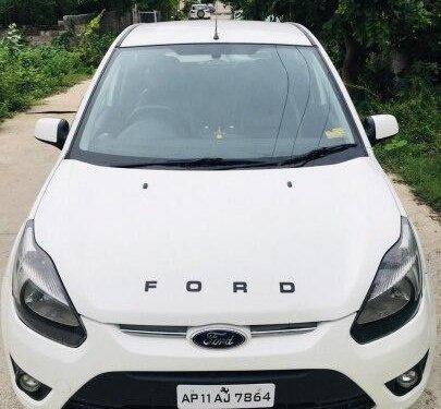 Ford Figo Diesel ZXI 2010 MT for sale in Hyderabad