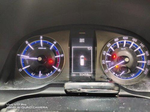 2017 Toyota Innova Crysta 2.4 VX MT BSIV in Bangalore