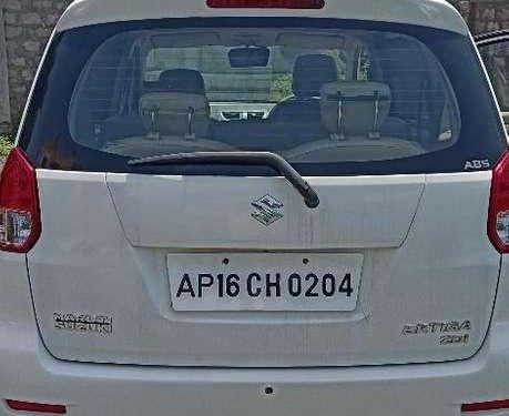 Maruti Suzuki Ertiga ZDi, 2013, Diesel MT for sale in Guntur