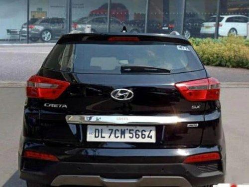2017 Hyundai Creta 1.6 SX Automatic AT for sale in New Delhi