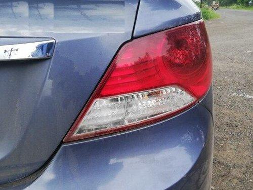 Hyundai Verna 1.4 EX 2014 MT for sale in Aurangabad