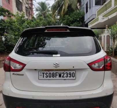 2017 Maruti Suzuki S Cross MT for sale in Hyderabad