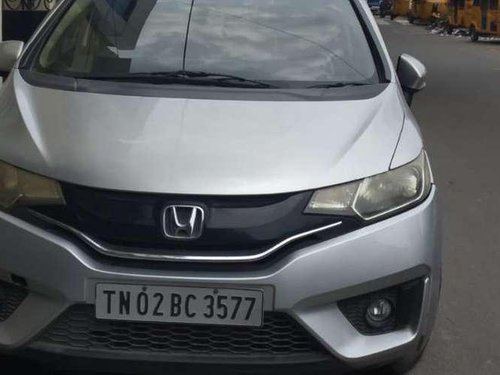 Used Honda Jazz S 2015 MT for sale in Chennai