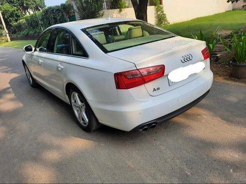 Used 2014 Audi A6 2.0 TDI Design Edition AT in Gurgaon