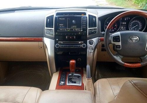 Toyota Land Cruiser VX 2014 AT for sale in New Delhi