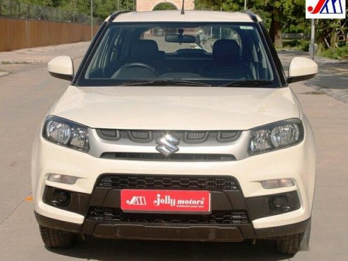 2017 Maruti Suzuki Vitara Brezza VDi MT for sale in Ahmedabad