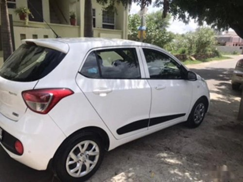 Hyundai Grand i10 1.2 CRDi Sportz 2017 MT for sale in Udaipur