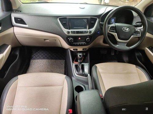 Hyundai Verna 2019 AT for sale in Bangalore