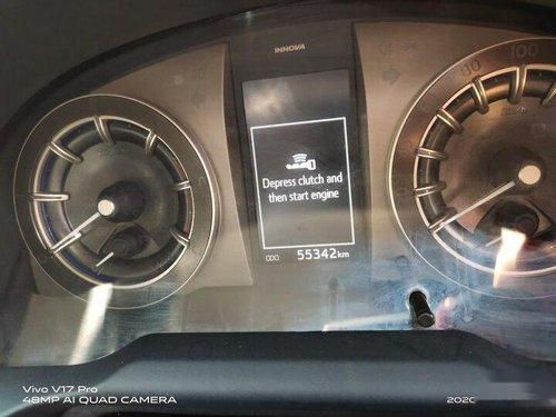 2016 Toyota Innova Crysta 2.4 ZX MT in Bangalore
