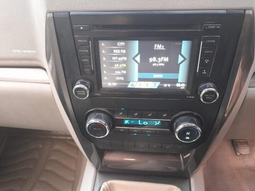 Used 2015 Mahindra Scorpio S10 7 Seater MT for sale in New Delhii