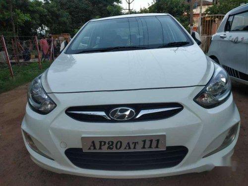 2013 Hyundai Fluidic Verna MT for sale in Visakhapatnam