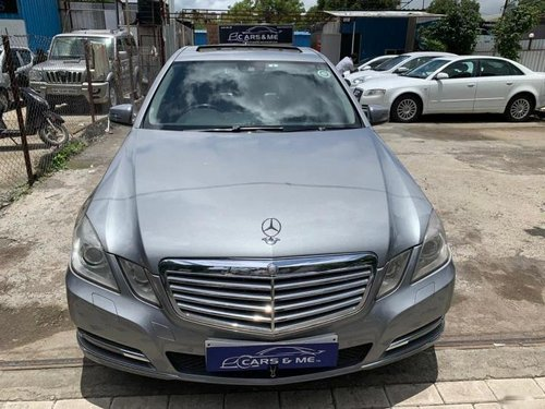 Mercedes Benz E Class 2012 AT for sale in Pune