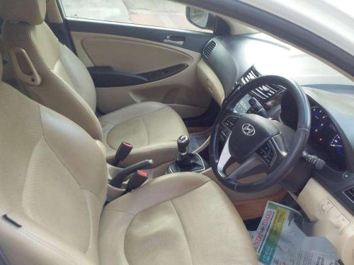 Hyundai Verna Fluidic 1.6 CRDi SX Opt, 2016, Diesel MT in Nagar