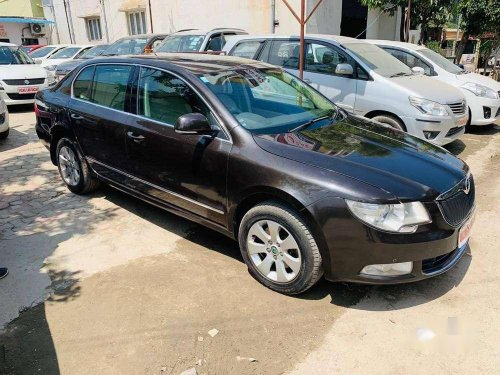Skoda Superb Elegance 2.0 TDI CR Automatic, 2013, Diesel AT in Visakhapatnam