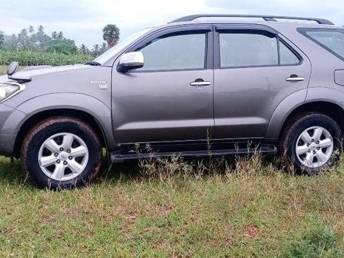 Used 2010 Toyota Fortuner MT for sale in Erode