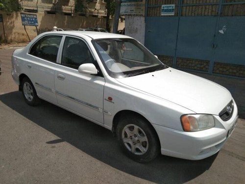 Hyundai Accent Executive CNG 2012 MT for sale in New Delhi