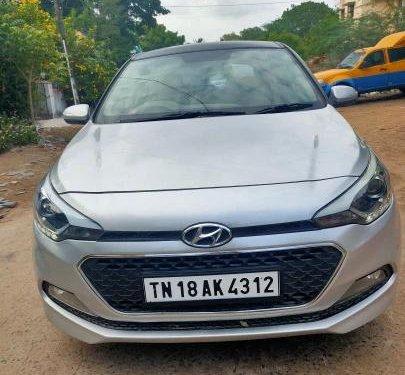 Used 2017 Hyundai Elite i20 1.2 Asta MT for sale in Chennai