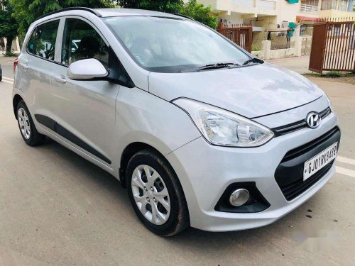 Used Hyundai Grand i10 Sportz 2015 MT for sale in Ahmedabad