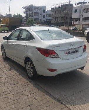 Hyundai Verna SX Opt 2011 MT for sale in Nagpur