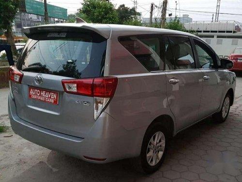 2017 Toyota Innova Crysta MT for sale in Ludhiana