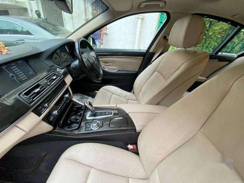 BMW 5 Series 520d Sedan, 2011, Diesel AT for sale in Mumbai