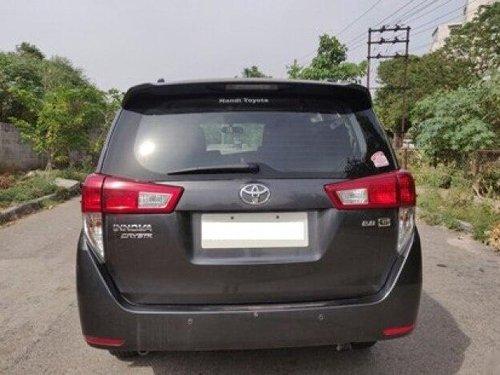 2016 Toyota Innova Crysta 2.4 GX AT in Bangalore