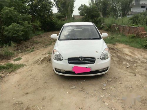 Hyundai Verna CRDi 1.6 SX Option, 2009, Diesel MT in Ludhiana