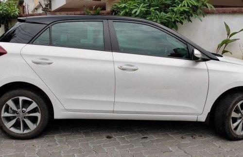 2017 Hyundai Elite i20 Petrol Asta Dual Tone MT in Nagpur