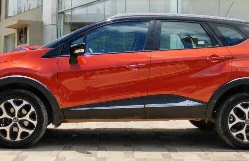 Used Renault Captur 1.5 Diesel RXT 2018 MT for sale in Bangalore
