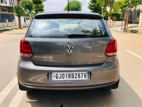 2013 Volkswagen Polo 1.0 MPI Highline MT for sale in Ahmedabad