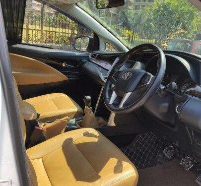 Used 2018 Toyota Innova Crysta 2.4 VX MT 8S in Mumbai