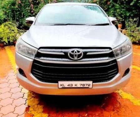 Used 2018 Toyota Innova Crysta MT for sale in Perumbavoor