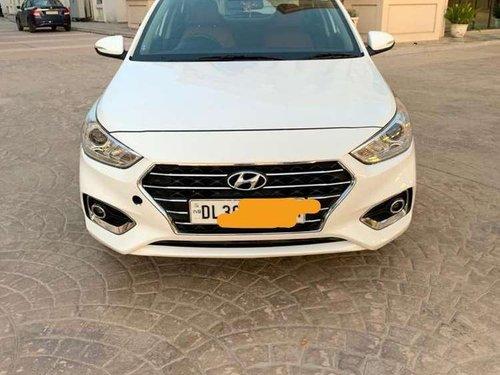 Used 2017 Hyundai Verna MT for sale in Noida