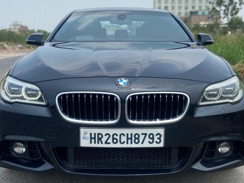 Used BMW 5 Series 530d M Sport 2014 AT for sale in New Delhi