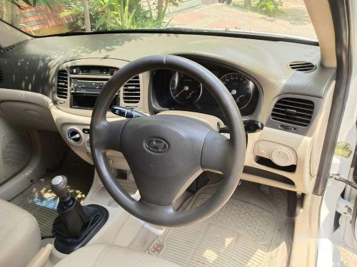 Hyundai Verna CRDi 1.6 SX Option, 2009, Diesel MT in Ludhiana-0