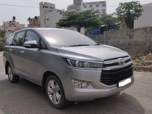 2016 Toyota Innova Crysta 2.8 ZX AT BSIV in Bangalore