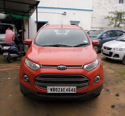Used 2013 Ford EcoSport 1.5 DV5 MT Titanium Optional in Kolkata