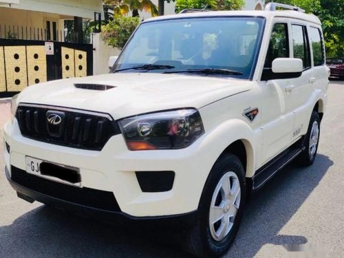 Mahindra Scorpio S6 8 Seater 2016 MT for sale in Ahmedabad